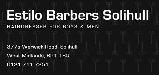 promotion Estilo Barbers Solihull